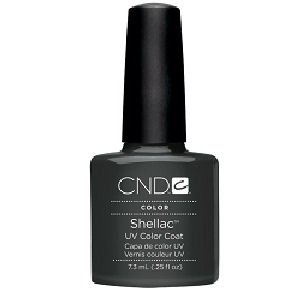 CND Shellac Asphalt Gel Polish, 0.25 fl. oz.