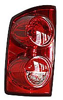 TYC 11-6242-00 Dodge Ram Pickup Driver Side Replacement Tail Light Assembly
