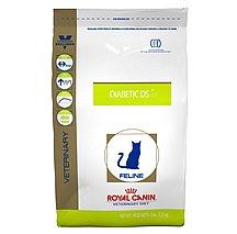 Royal Canin DS Feline Diabetic Cat Food 5 lb