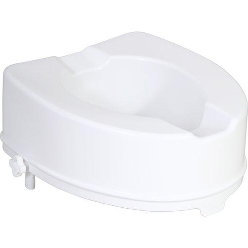 Patron ZRERHI01210300 WC-Sitzerhöhung ohne Deckel, Apollo / Ares, 14 cm