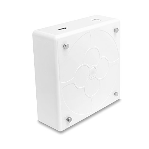 Livingplug Inlet Energy Saving Usb Wall Outlet 3-Plug Tap (Faceplates Sold Separately)