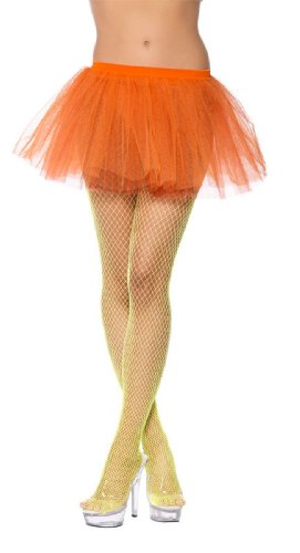 Smiffy's Women's Tutu Underskirt, Orange, One Size