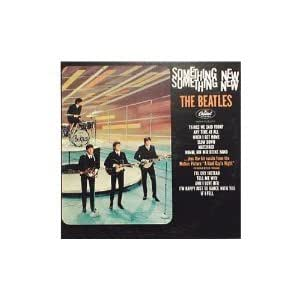 Something New - The Beatles [MONO] [Vinyl LP Record]