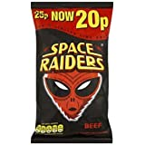 Space Raiders Beef (40 x 22g Bags)