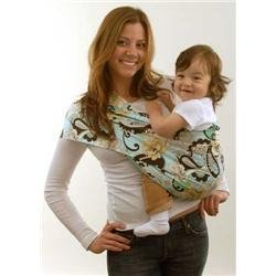 Peanut Shell paisley Baby Sling Boho Chic Stretch - small - Buy Peanut Shell paisley Baby Sling Boho Chic Stretch - small - Purchase Peanut Shell paisley Baby Sling Boho Chic Stretch - small (Baby Products, Categories, Gear, Backpacks & Carriers, Slings & Soft Carriers)