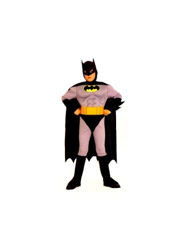 Batman with Chest Costume - Child Costume