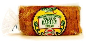 Alvarado Street Bakery Organic Sprouted Barley Bread, 24 Ounce -- 6 per case. (Alvarado St Bakery compare prices)