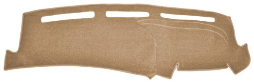 Toyota Camry Dash Cover Mat Pad - Fits 1992 - 1993 (Custom Carpet, Tan) (1992 Toyota Camry Dashboard Cover compare prices)