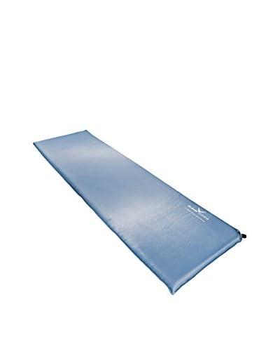 Black Crevice Colchón De Aire Autoinflable Azul Medio