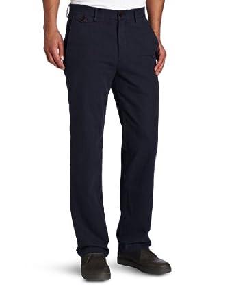 levi's副牌 Dockers 男士纯棉卡其裤  Slim Notchback Khaki  $17.54