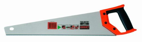 BAHCO 2500-22-XT-HP 22 Inch Ergo Professional Handsaw with XT Toothing