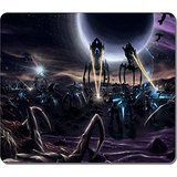 VUTTOO Large Mouse pad - Starcraft Ii Legacy Of The Void 30042 High Quality Durable Mousepad Non-Slippery Rubber Gaming Mouse Pad