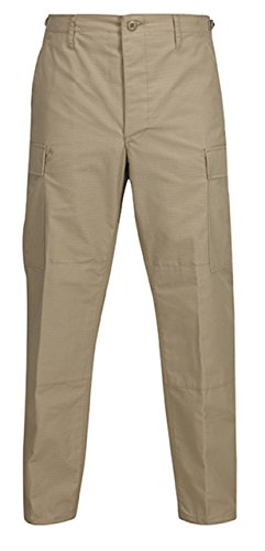 propper-f5250-genuine-gear-bdu-65p-35c-twill-trouser-khaki-m-long