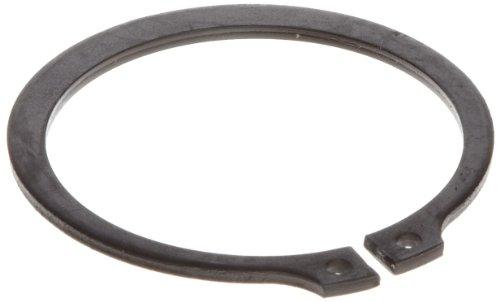 [해외]반지, 테이퍼 섹션, 축 조립, SAE 1060에서 1090 사이 탄소 강철, 인산염 및 석유 마침을, 옹 표준 외부, 471 사양 DIN 충족/Standard External Retaining Ring, Tapere