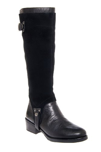 Franco Sarto Bevel Tall Low Heel Boot