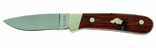 Ka-Bar Dog'S Head Trailing Point Hunter Knife (7 3/4-Inch)