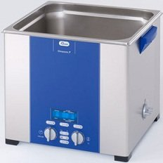 Elma Elmasonic P180H 18 Liter Heated Sonicator Bath Ultrasonic Cleaner