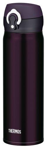 Amazon.co.jp: THERMOS 真空断熱ケータイマグ 【ワンタッチオープンタイプ】 0.5L ディープパープル JNL-500 DPL: ホーム&キッチン