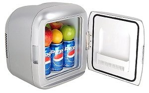 ThermoElectric 7L Mini Fridge Cooler / Warmer White