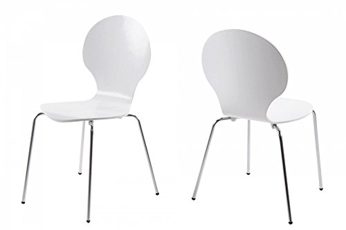 Stuhl holz esszimmerstuhl kuchenstuhl design bistrostuhl for Günstige küchenstühle