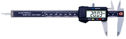 Chicago Brand 50001-L 6-Inch Left-Handed Electronic Digital Caliper
