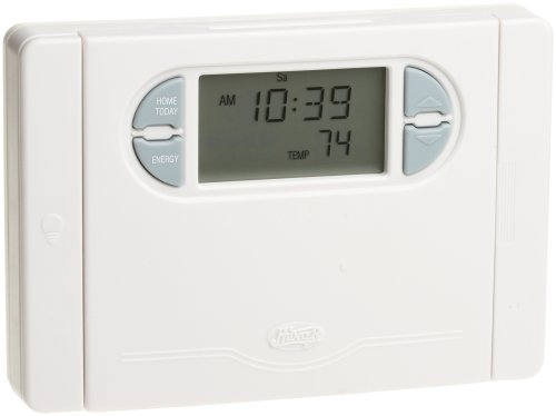Hunter 44550 Auto Save 7-Day Programmable Thermostat
