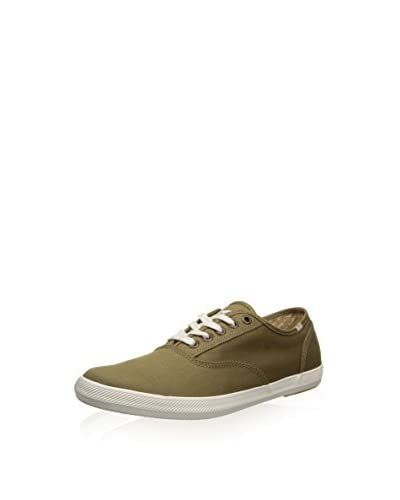 Keds Men's Ch Solid Army Twill Sneaker