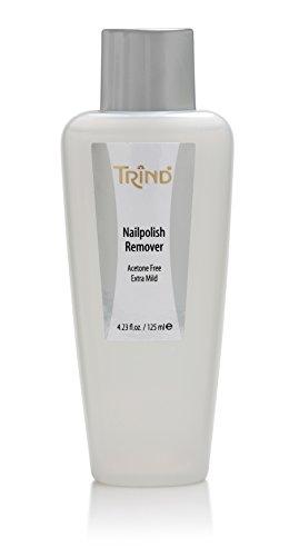 TRIND NAIL POLISH REMOVER ACETONE FREE - Solvente per eliminare smalti o lacche totalmente privo di acetone - OCCHIO AL PREZZO !!!