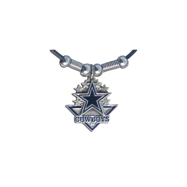 Dallas Cowboys NFL Chain Pendant Necklace Sports Women's Men's Jewelry Jewelry