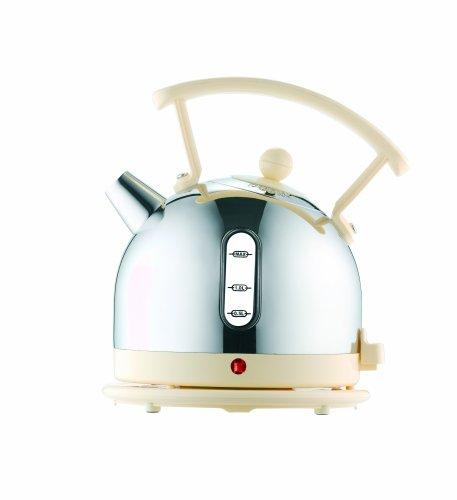 Dualit 72702 dome kettle cream trim 1.7 litre