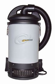Sierra BackPack Vacuum With Commerical Kit