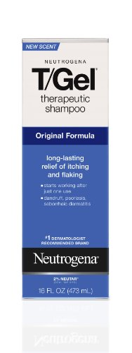 Neutrogena Therapeutic Shampoo, Original Formula, 16 Fluid Ounce (473 ml)