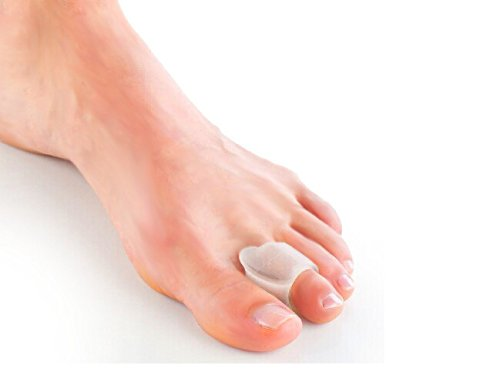 Dr Rogo 2 pack Toe Spacers For Bunions Treatment Aid For Hallux Valgus Pain This Effective Gel Toe Separators / Spacers / Straightener / Spreader For Crooked Toes Alignment & Big Toe Joint Pain Relief Soothe Your Sore Feet, Ease Foot Pain and Prevent Bunion Surgery