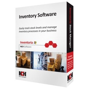 NCH SOFTWARE RET-INVW001 INVENTORIA STOCK MANAGEMENT