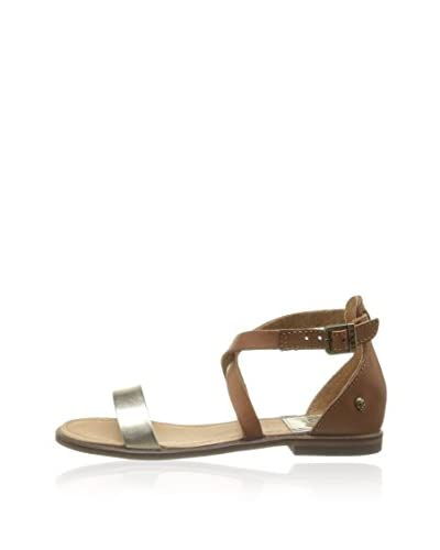 IKKS Sandalo Flat [Arancione]
