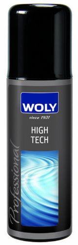 Woly Woly Hi-Tech Shoe Treatment And Polish Clear 125 Milliliters (Transperant)