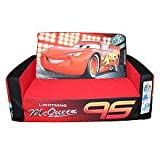 Disney Pixar's Cars The Movie: Flip-Open Slumber Sofa