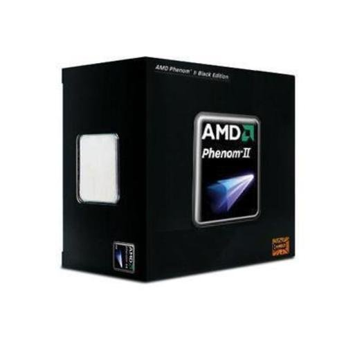 AMD HDZ555WFGMBOX Phenom II X2 555 - 3.2 Ghz AM3 Black Edition CPU, Retail Packaged