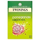 Twinings Green Tea And Pomegranate 20'S