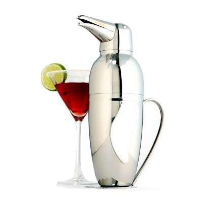 Le pingouin shaker!
