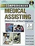 img - for Delmar's Comprehensive Medical Assisting book / textbook / text book