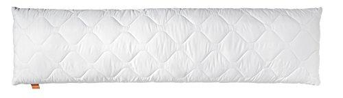 sleepling 190109 Medical Basic 100 Seitenschläferkissen Mikrofaser mit Polyesterfüllung 40 x 145 cm, weiß thumbnail