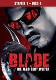 Blade: Die Jagd geht weiter - Staffel 1, Disc 4