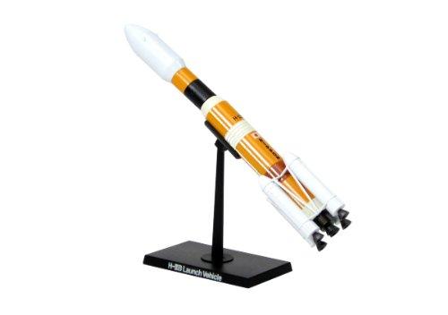 スペースクラフト No.04 1/350 HIIBロケット