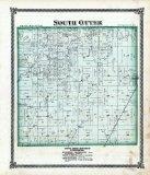 nilwood township South Otter Township, Nilwood, Macoupin County 1875, Illinois, 1875 Fine-Art