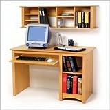 Prepac Sonoma Maple Desk