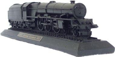 Princess Elizabeth Model on Plinth - Hand Crafted - Coal model