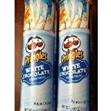 Limited Edition White Chocolate Pringles(2 pack)