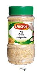 DUCROS - Poivres Herbes Epices - Herbes - Ail semoule - 275 g