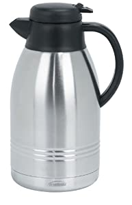 Trudeau Lyra Stainless Steel Carafe